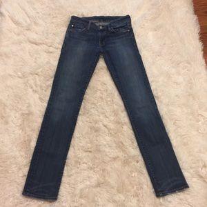 Denim & Supply Ralph Lauren Straight Jeans. Sz 27.
